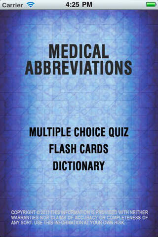 Medical Abbreviations for Nurses