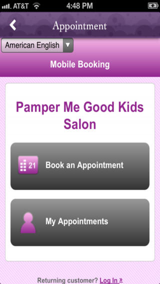 Pamper Me Good Kid's Salon