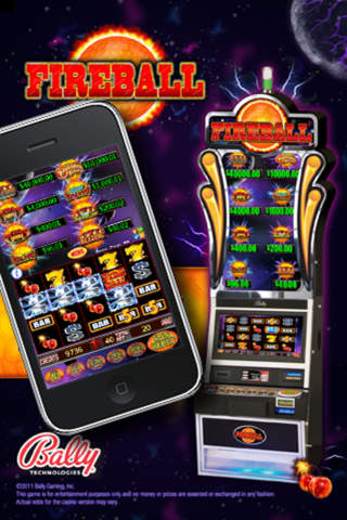 Fireball Slots - Play Bally s Fireball Slots Machine Free