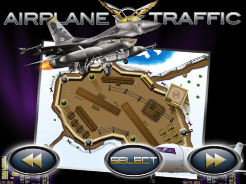 Airplane Traffic iPad Screenshot 5