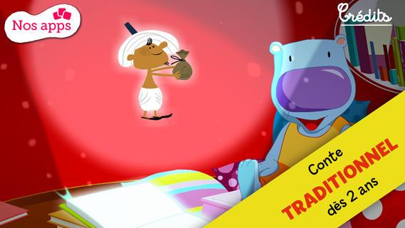Ali Baba et les 40 voleurs un grand récit animé conte classique histoire et jeu pour les enfants de