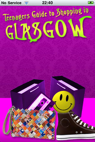 Teenagers Guide to Shopping in Glasgow