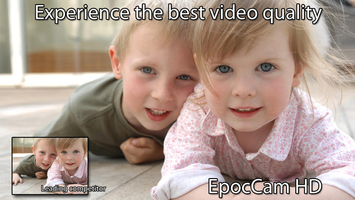 EpocCam Wireless Computer Webcam - iPhone Mobile Analytics and App Store Data