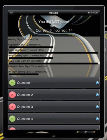 玩教育App|Traffic Signs UK Free - (Road Signs Quiz)免費|APP試玩
