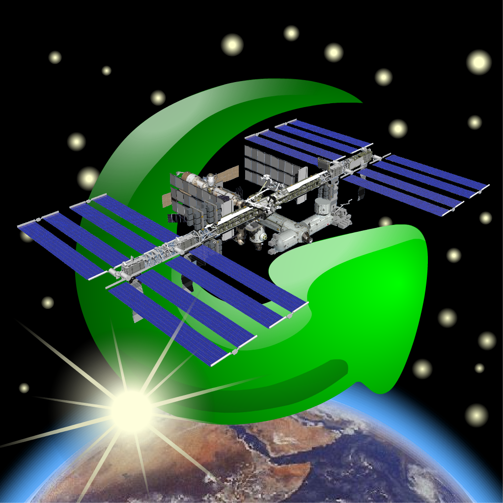 GoISSWatch - International Space Station Tracking on the ...