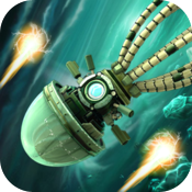 Xenon Shooter: The Space Defender Review icon
