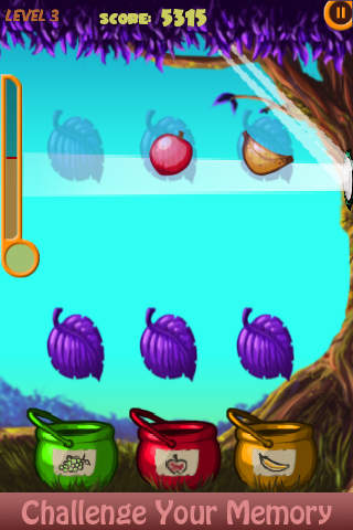 Twistum Free - Addictive Fruit Matching Puzzle Game iPhone Screenshot 3