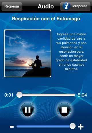Relajacion Xpress screenshot 3