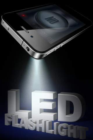 LED Flashlight - Free