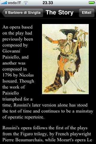 Opera: The Barber of Seville (Il Barbiere di Siviglia)