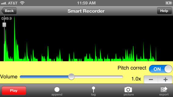 Smart Recorder – 语音记录器