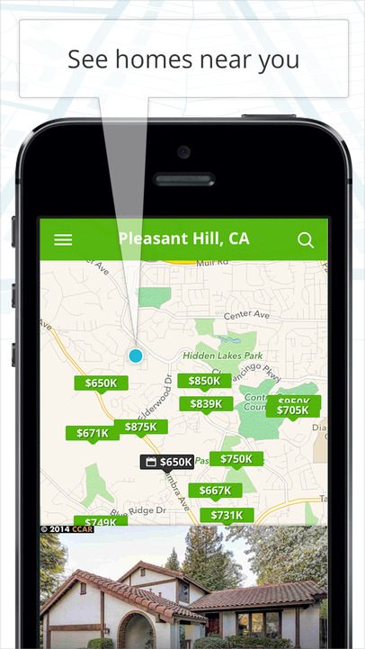 Real Estate - Homes for Sale, Apartments for Rent - iPhone Mobile Analytics and App Store Data