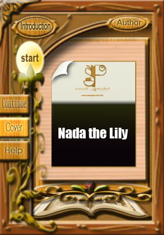 Nada the Lily by Haggard Henry Rider