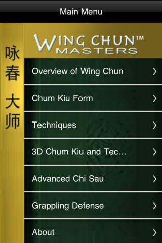 Wing Chun Masters 2 screenshot