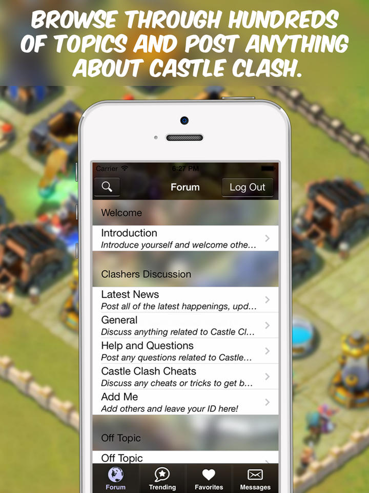 Forum for Castle Clash - Cheats, Wiki, Guide & More - iPhone Mobile Analytics and App Store Data