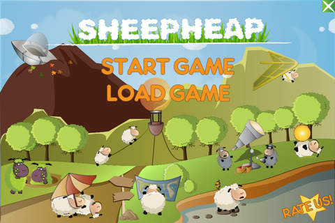 Sheep Heap Jigsaw Puzzle screenshot 4