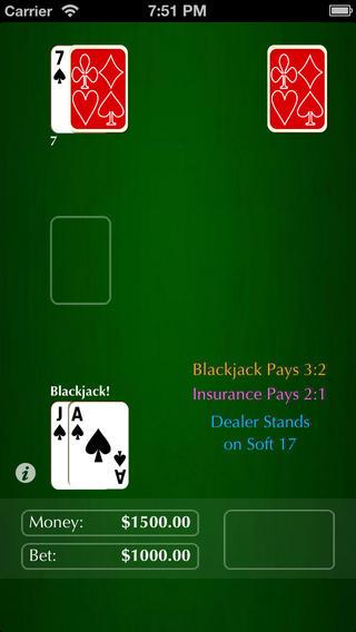 21 Blackjack Free