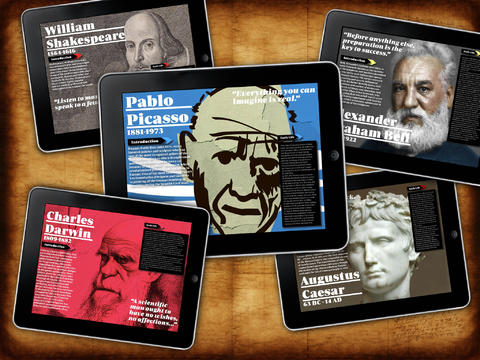 Biography - A Journey With History's Most Influential People screenshot