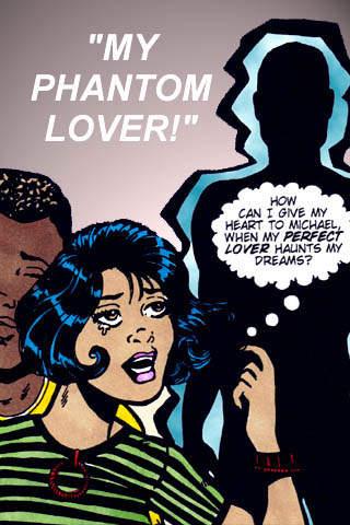 My Phantom Lover by Janet Hetherington (Comics Collection)