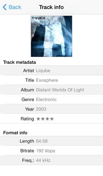 MonkeyMote Music Remote Lite (ios)