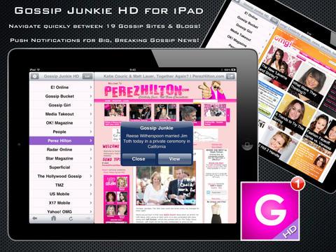 Gossip Junkie HD