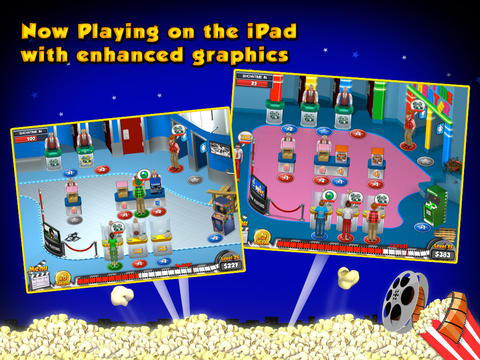 Megaplex Madness - Now Playing HD iPad Screenshot 2