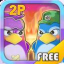 Penguin Fight mobile app icon