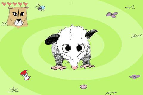 Opossum in Love screenshot 1