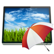 Weather Wallpaper+ for Mac icon