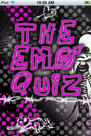 Emo Quiz
