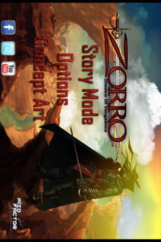 Zorro:Shadow of Vengeance Lite