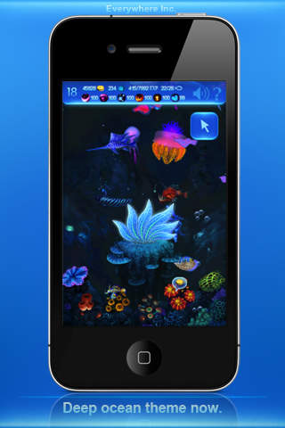 Fantasy Ocean iPhone Screenshot 2