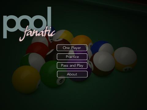 Pool Fanatic