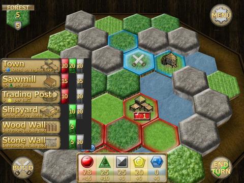 New World Colony iPad Screenshot 2