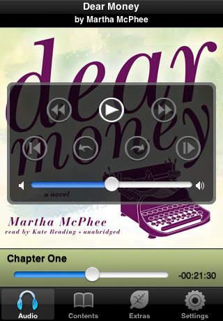 Dear Money (by Martha McPhee)