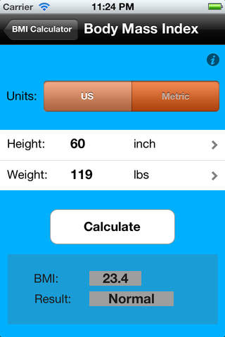 【免費健康App】BMI Calculator Ultimate-APP點子