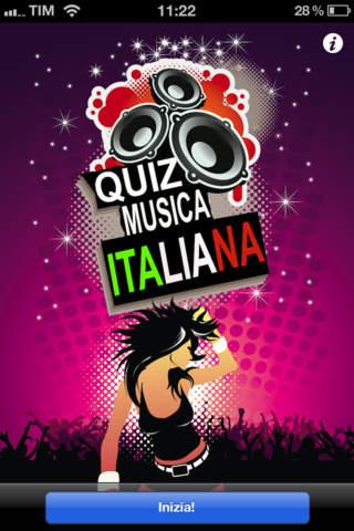 Quiz Musica Italiana
