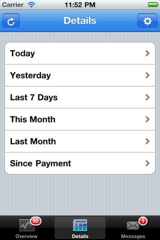 AdSense App - iSense