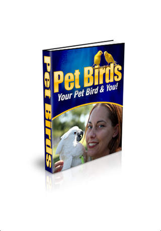Pet Birds - Your Pet Bird and You screenshot 1