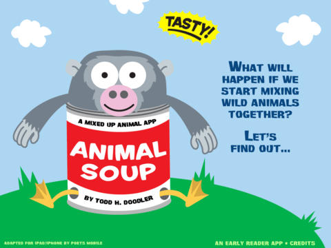 Animal Soup HD