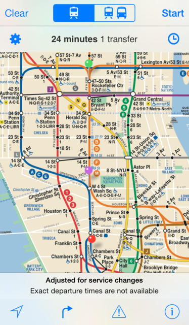 iTrans NYC Subway - iPhone Mobile Analytics and App Store Data