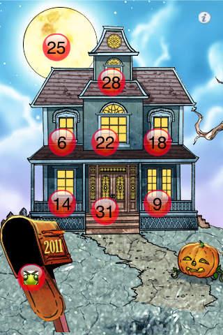 Caloween - Halloween Advent Calendar
