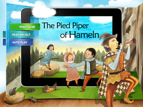 The Pied Piper of Hameln