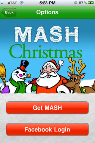 MASH: Christmas Edition