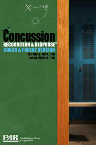 Concussion Recognition Response: Coach Pare...