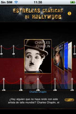 Colección: Estrellas Clásicas de Hollywood