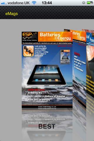 Energy Storage Publishing