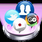 社交网络集合客户端 Social Pro