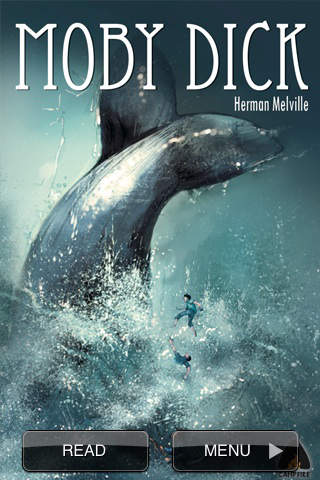 Moby Dick - the Graphic Novel - Preview