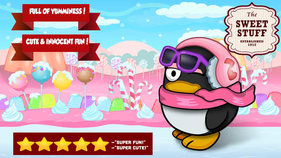 Candy Cool Club Penguin Escape:Free Addictive Kids